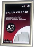 SILVER STANDARD SNAP FRAME - A2