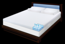 Mattress Enhancer with Gel infused technology